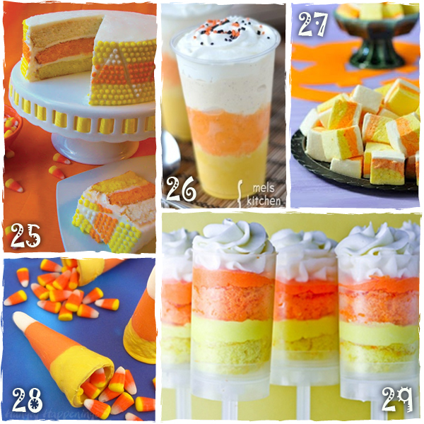 fistfuls of candy corn or easy candy corn oreo truffles candy corn ...